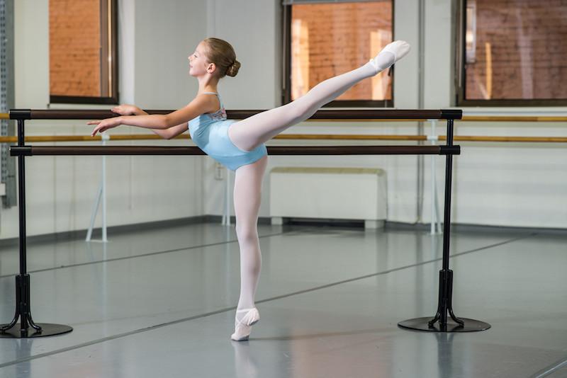 фотографии гимнасток и балерин