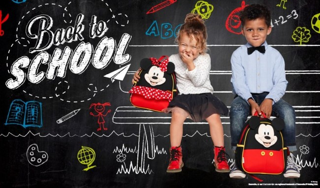 Back to School: Disney BY SAMSONITE