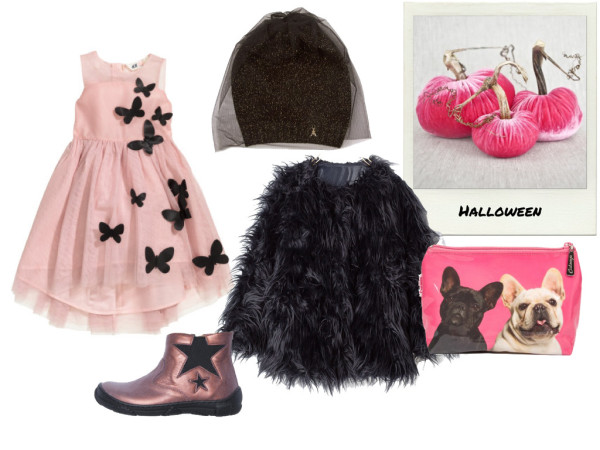 Pink Halloween Princess