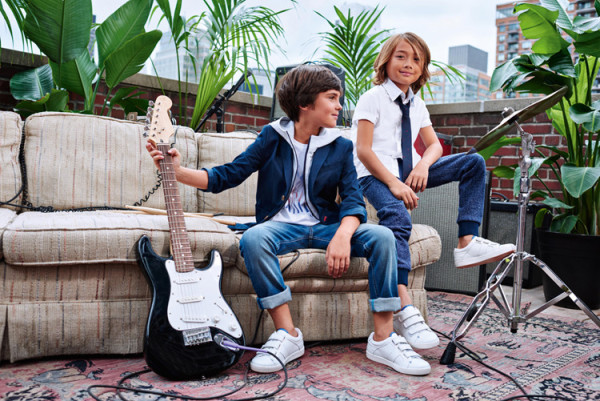 Alors on Danse: SS'16 Hugo Boss for kids