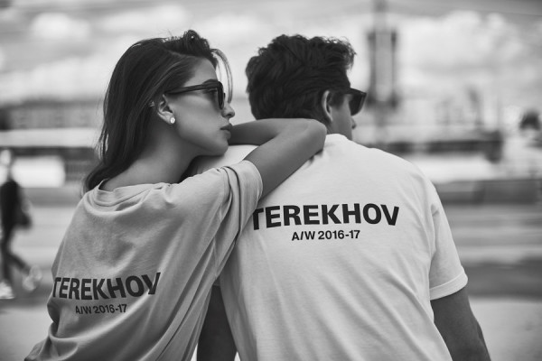For the lovers: лукбук Terekhov AW'16-17