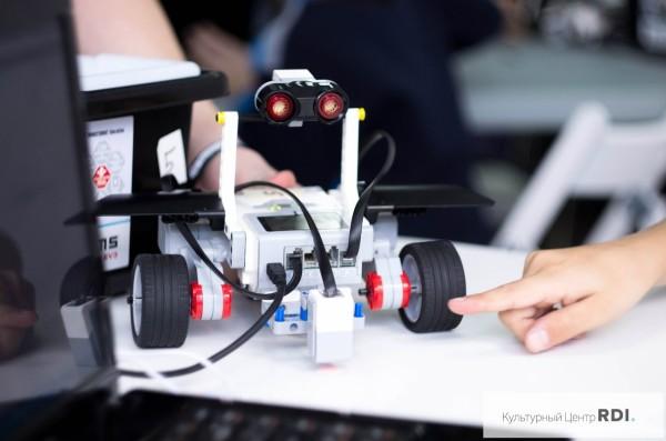 Мастер классы по робототехнике