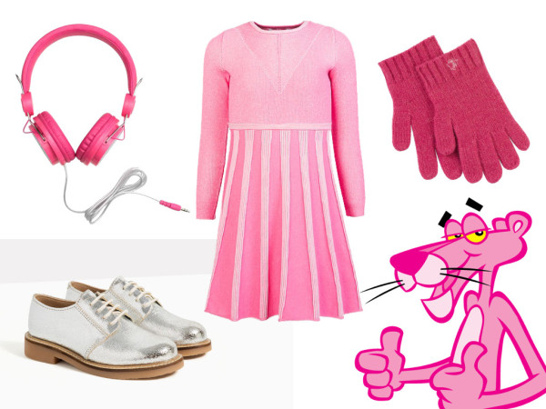 Look of the week: pink panther