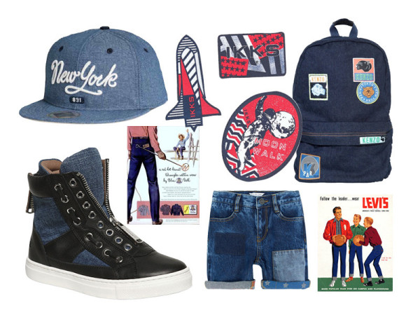 Look of the week: american boy